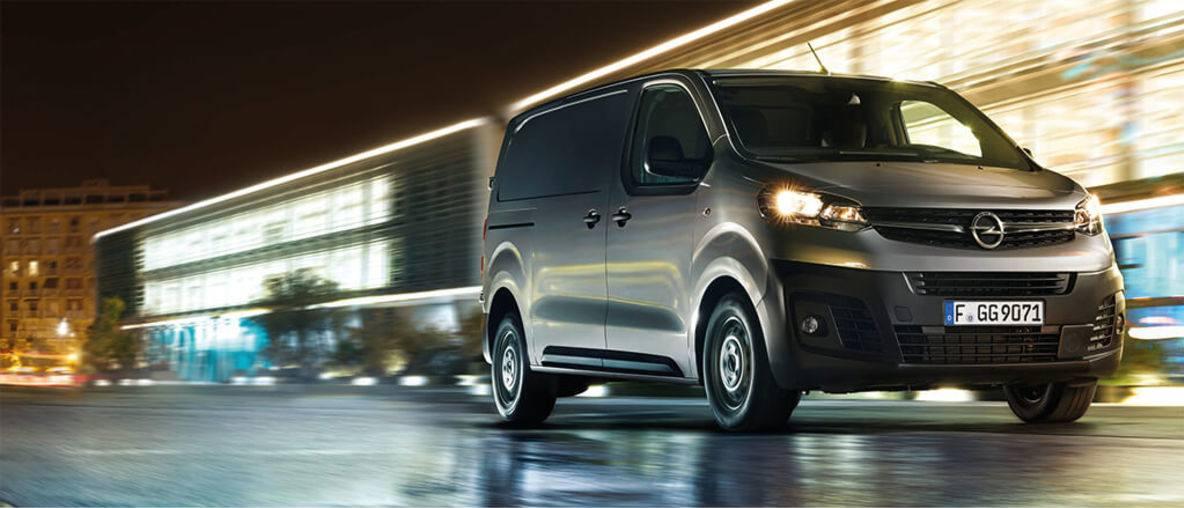 Novi Opel Vivaro