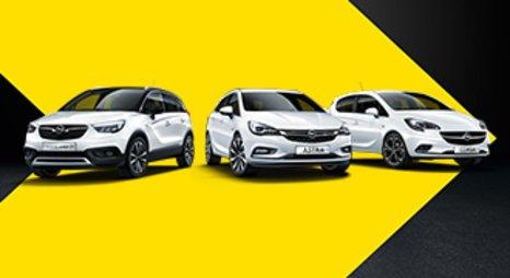 Opel kampanja