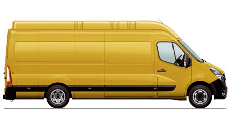 Novi Opel Movano