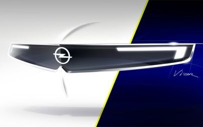 Novi Opel GT X Experimental