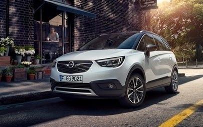 Crossland X, Opel, SUV
